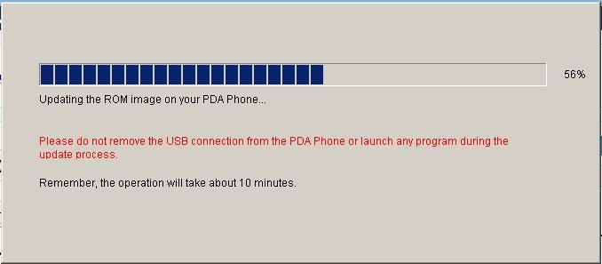 HTC 6800 ROM Update