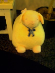 I want this sheep!