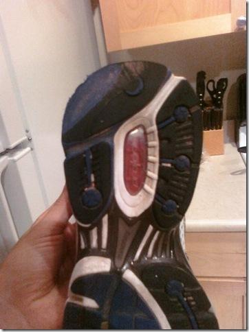 Shoedamage