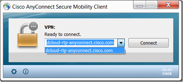 Add Connection Profiles To Cisco Anyconnect Secure